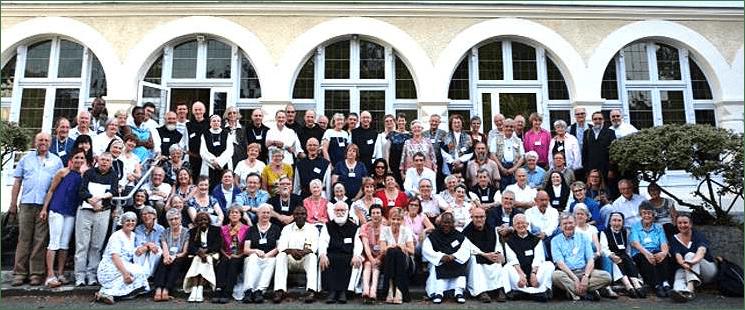 Fraternidad Encuentro Lourdes 2014
