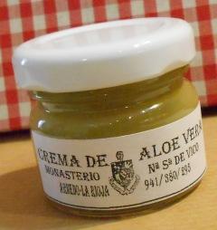 Cremas Artesanales de Aloe Vera