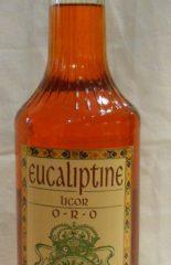 Licor de Hierbas Eucaliptine Oro