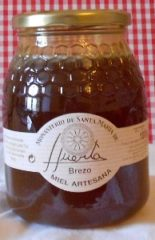 miel ecologica de brezo