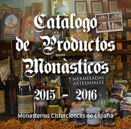 Catálogo Productos Monásticos