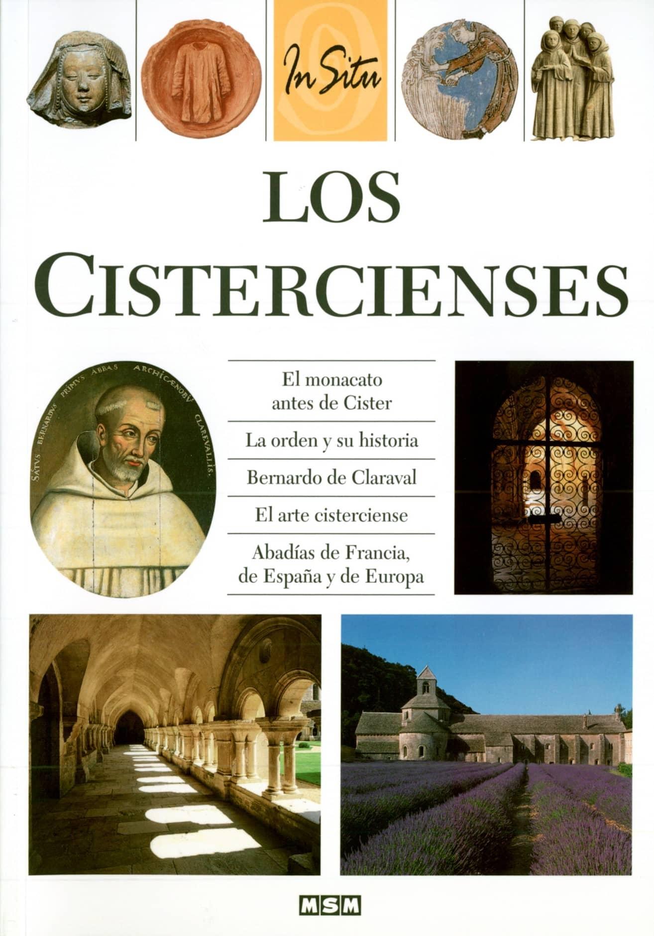 Libro Los Cistercienses
