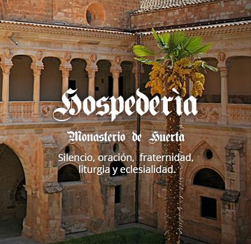 monasterios con hospederia
